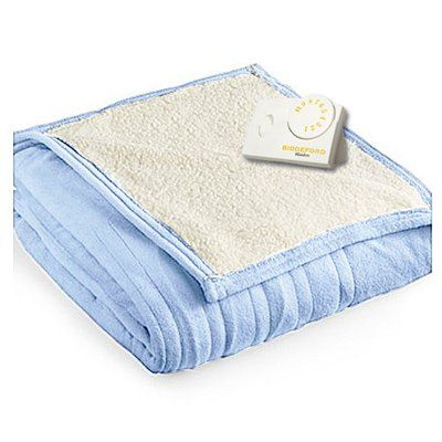 Alwyn Home Philomena Pure Warmth Microplush Sherpa Electric Heated