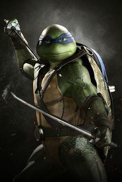 Injustice2 Leonardo Teenage Mutant Ninja Turtles Art Teenage Mutant Ninja Teenage Ninja Turtles