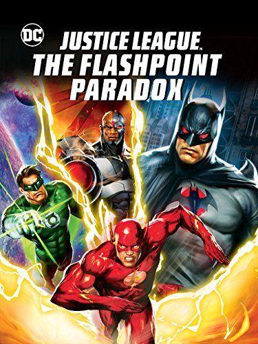 Justice League The Flashpoint Paradox Dvd F Jus Justice League Flash Point Paradox Watch Justice League