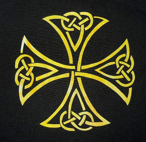 Celtic Knot Block 5 Quilt Applique Pattern Design