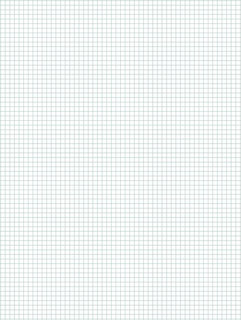 Graph paper grid template for perler fuse beads or cross stitch - graph paper word