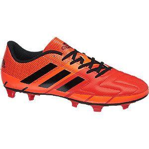 Predator Tango 18.3 TF, Chaussures de Football Homme, Noir (Core Black/FTWR White/Solar Red), 43 1/3 EUadidas