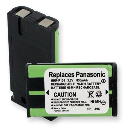 Empire Scientific Cordless Phone Replacement Battery Pcrichard Com Cph 496 In 2021 Cordless Phone Phone Battery Panasonic