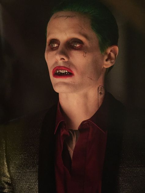 Find images and videos about jared leto, joker and harley quinn on We Heart It - the app to get lost in what you love.
