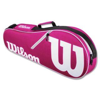 Wilson Advantage Ii Tennis Bag Pink White 34 99 Tennis Bag Tennis Bags Pink Tennis Racket