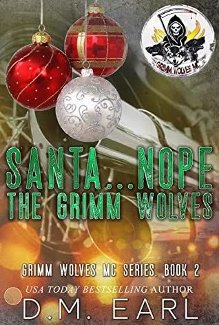 Mc Ds Open On Christmas Day 2020 SantaNope the Grimm Wolves by D.M. Earl in 2020 | Holiday