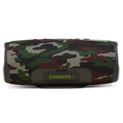 Jbl Charge 4 Waterproof Portable Wireless Bluetooth Speaker Bundle Pair Camouflage With Images Wireless Speakers Bluetooth Bluetooth Speakers Portable Bluetooth Speaker