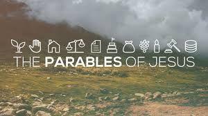 The Parables Of Jesus Sermon Graphic Idea Parables Of Jesus Youth Sermons Church Graphic Design