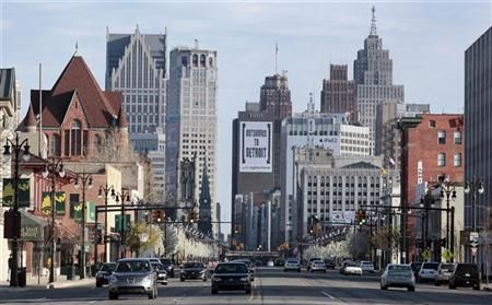 Detroit Ok S Deal To Avoid State Takeover Detroit Downtown Best