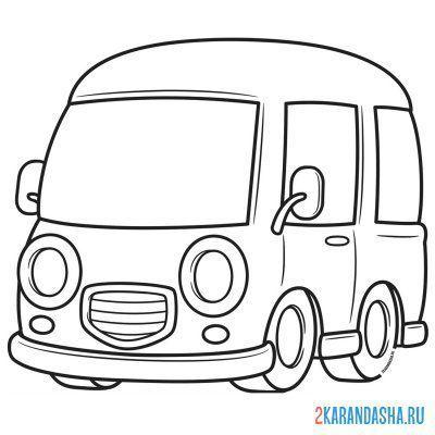 Mashina Avtobus Dlya Malchikov Raskraska Coloring Page Car V 2020 G Raskraski Malchiki Dlya Detej