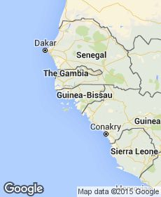 Bissau GuineaBissau The Black Past Remembered And - Guinea bissau map quiz