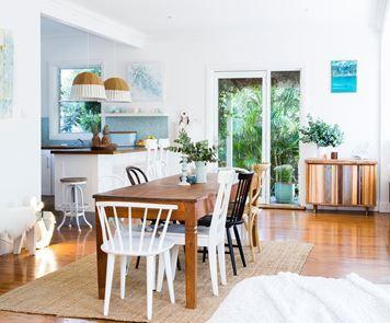 Interior Design Queensland Workers Cottage