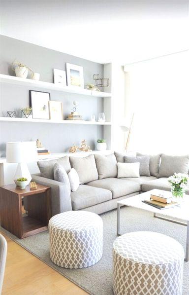 Living Room Corner Sofa And Shelving Livingroomideas Modern