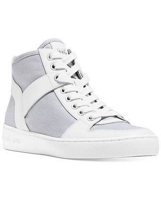 9c64f4b1a0460 MICHAEL Michael Kors Matty High-Top Sneakers - Sneakers - Shoes - Macy s