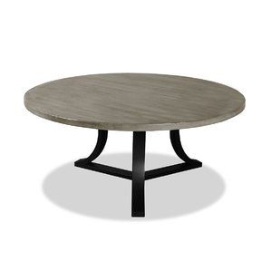 Reviews Louisa Modern Rounded Wood Dining Table Round Dining