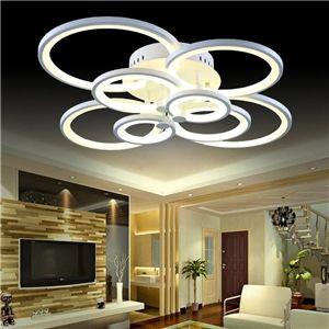 Ledシーリングライト リビング照明 照明器具 寝室照明 オシャレ照明 18