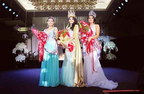 Chanel Jarrett Crowned Miss World Guam 2014