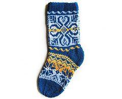 selbu sock pattern - Google Search