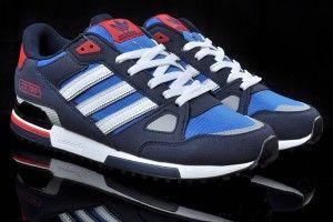 adidas 750 zx uomo blu