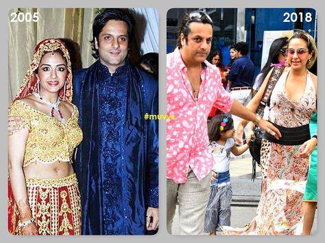 #fardeenkhan #natashamadhvani #BollywoodFlashback #nowandthen #weddingday #CoupleGoals #muvyz090418 #instagood #instadaily #instapic #muvyz