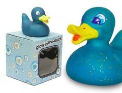 iDuck LED Glow Rubber Duck