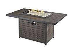 Outdoor Greatroom Brooks Fire Table Rectangular Gas Fire Pit Fire Pit Table Gas Fire Pit Table