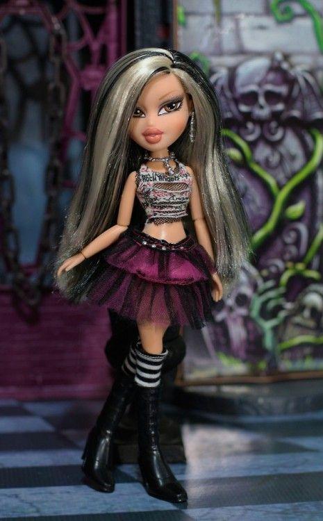 Pin By Alisha Giles On Bratz Black Bratz Doll Brat Doll Bratz Dolls Original