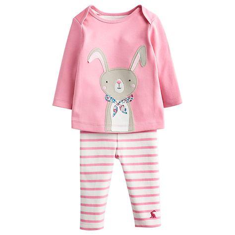 Joules Baby Girls Poppy Clothing Set