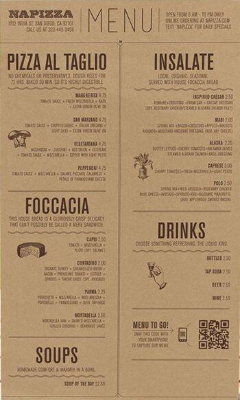 Speisekarten Design Italienisches Restaurant Speisekarten Design Speisekarte Essen Menu Design