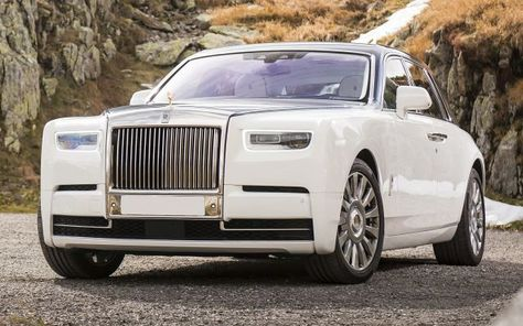 Rolls-Royce Phantom Prices, Reviews and New Model Information