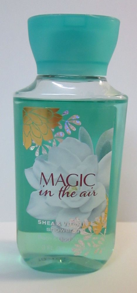 Bath Body Works Magic In The Air Shower Gel Travel Sz 3 Fl Oz W
