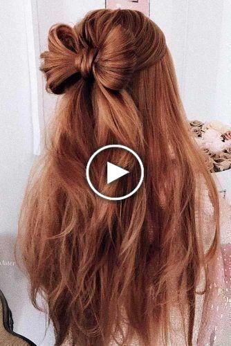 21 Fancy Prom Hairstyles For Long Hair Insanely Pretty Prom Hairstyles Long Hair Show Coiffure De Bal Coiffure Jolie Coiffure