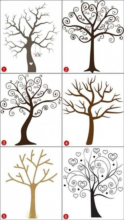 46 Ideas Painting Tree Branches On Wall Painting Craft Drawing