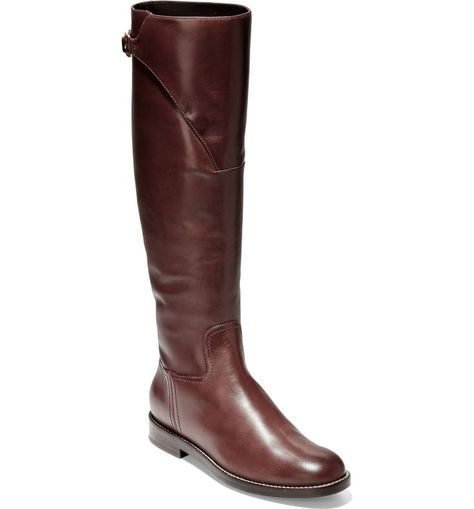 ff82e86acb8 Harrington Knee High Riding Boot, Main, color, BITTER CHOCOLATE ...