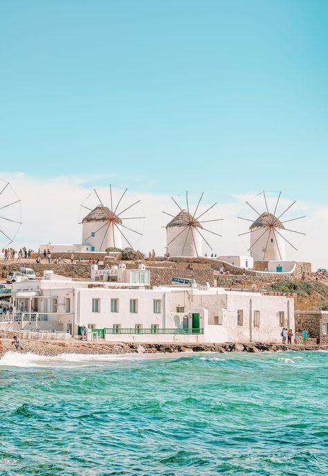 19 Best Places In Greece To Visit
