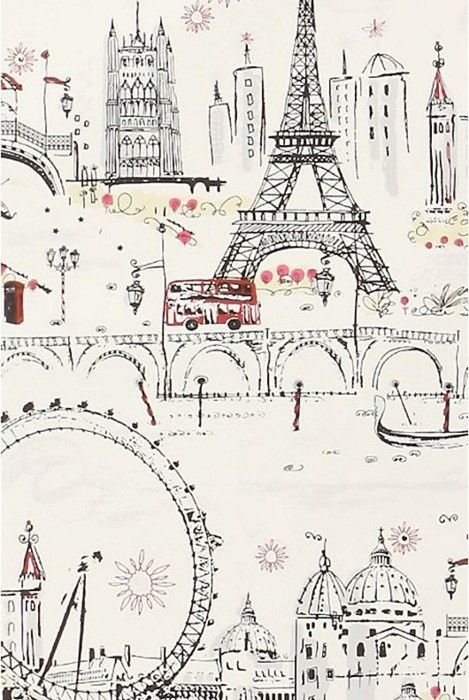 Cute Paris Wallpaper For Iphone