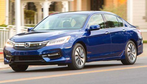 2019 Honda Accord Hybrid Touring Review Price Specs