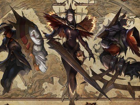 Nocturne/SkinsTrivia - League of Legends Wiki - Wikia