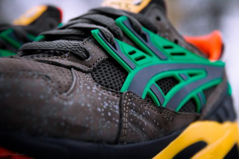 Packer Shoes X Asics Gel Kayano Trainer All Roads Lead To