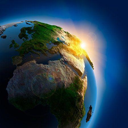Papeis de parede Planetas Terra Espaço 3D Gráfica baixar imagens ...