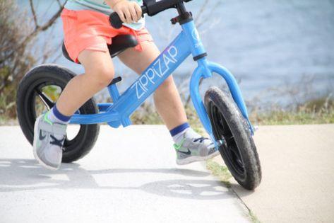 Policeman Balance Bike Toddler Bike Kids Photoshoot