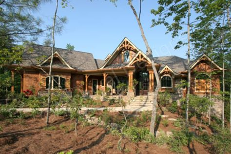 Smokey Mountain Cottage House Plan With Images Cottage House