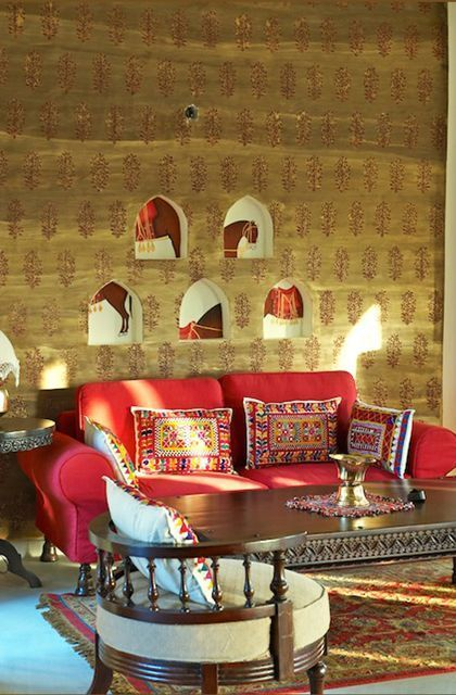 Hotel Chic Enchanting Design In The Desert At India S
