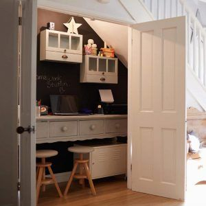 Hidden Workspace 5 Ideas For Your Under Stair Home Office