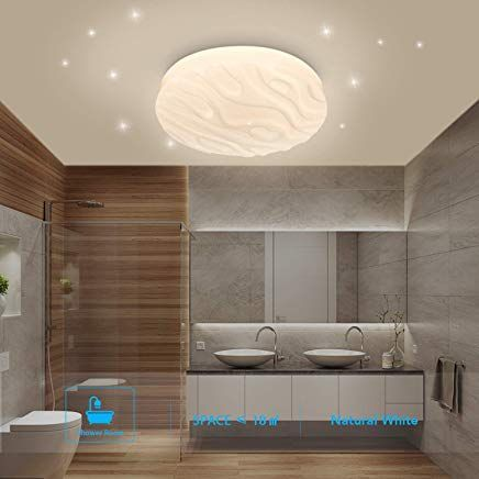 Deckenleuchte Led Badezimmer Kache Schlafzimmer Lampe Decke Led Bad Wohnzimmer Esszimmer Arbeitszimmer Balkon Korridor Flur Runde Wasserdicht Moderne Deckenleuc Home Bathroom Mirror Lighted Bathroom Mirror