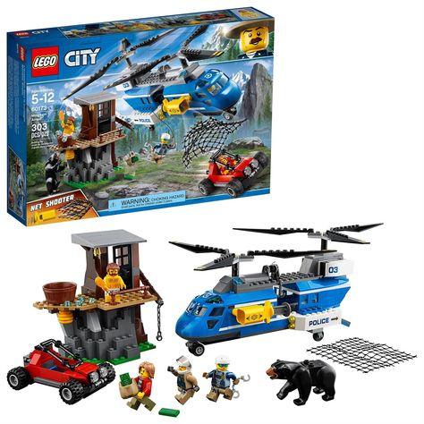 Lego City Mountain Arrest 60173 New Toy Toy Brick Lego City Lego City Police Lego Mountain