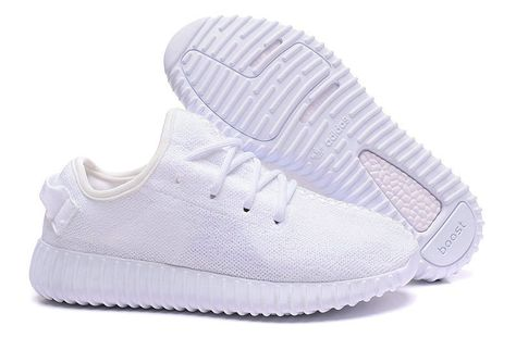 Free Shipping Only 69$ WMNS Adidas Kanye West Yeezy Boost 350 All White