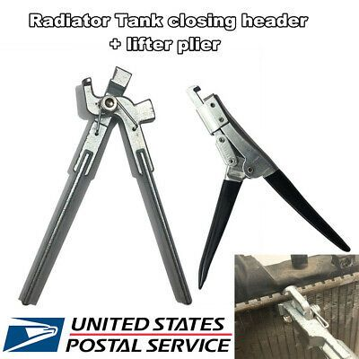 Ebay Advertisement Car Radiator Repair Tool Kits Closing Header Plier Lifter Plier Universal Usa Repair Car Radiator Repair Car Radiator
