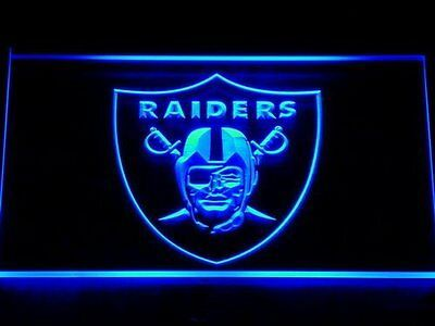 Find many great new & used options and get the best deals for Oakland Raiders LED Neon Sign logo Crest Light NFL Football at the best online prices at eBay! Free shipping for many products!