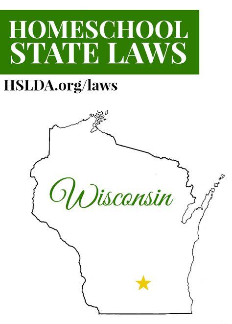 WISCONSIN Homeschool State Laws | HSLDA